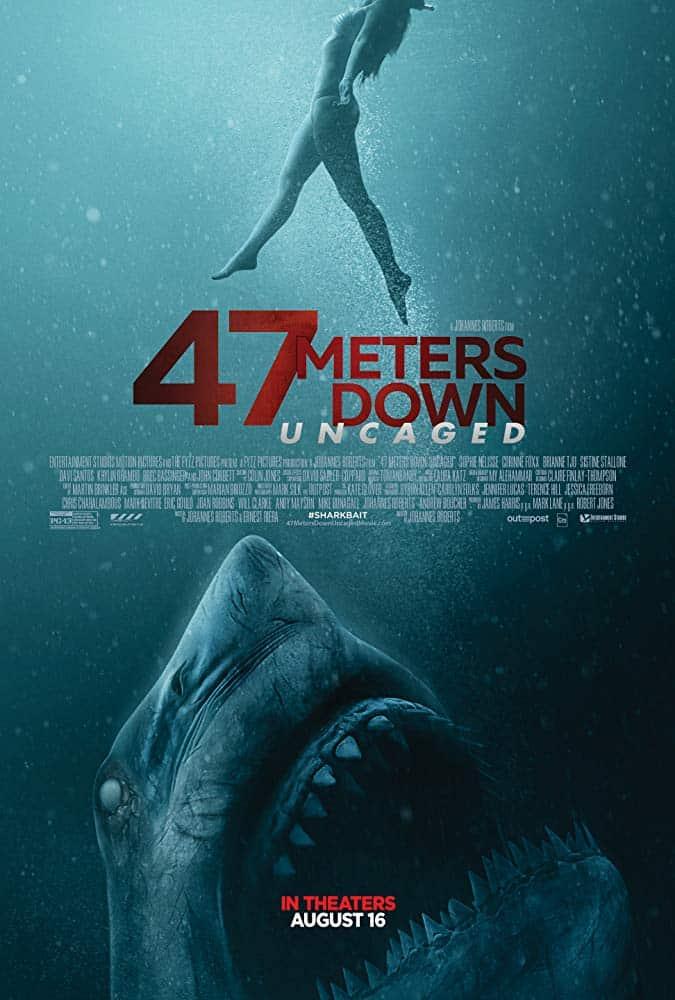 ดูหนังออนไลน์ 47 Meters Down: Uncaged (2019)เต็มเรื่อง HD มาสเตอร์ ดูหนังฟรี ดูหนังใหม่