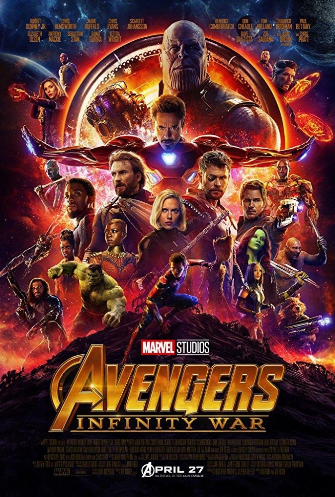 ดูหนังออนไลน์ Avengers Infinity War (2018) มหาสงครามล้างจักรวาลเต็มเรื่อง HD มาสเตอร์ ดูหนังฟรี ดูหนังใหม่