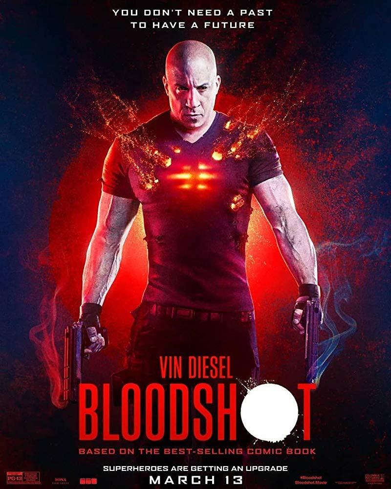 ดูหนังออนไลน์ BLOODSHOT (2020) จักรกลเลือดดุเต็มเรื่อง HD มาสเตอร์ ดูหนังฟรี ดูหนังใหม่