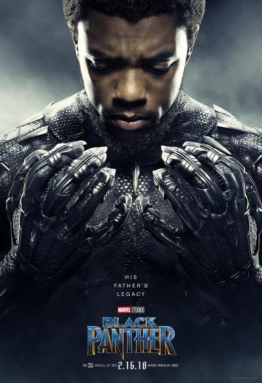 ดูหนังออนไลน์ Black Panther (2018) แบล็ค แพนเธอร์เต็มเรื่อง HD มาสเตอร์ ดูหนังฟรี ดูหนังใหม่