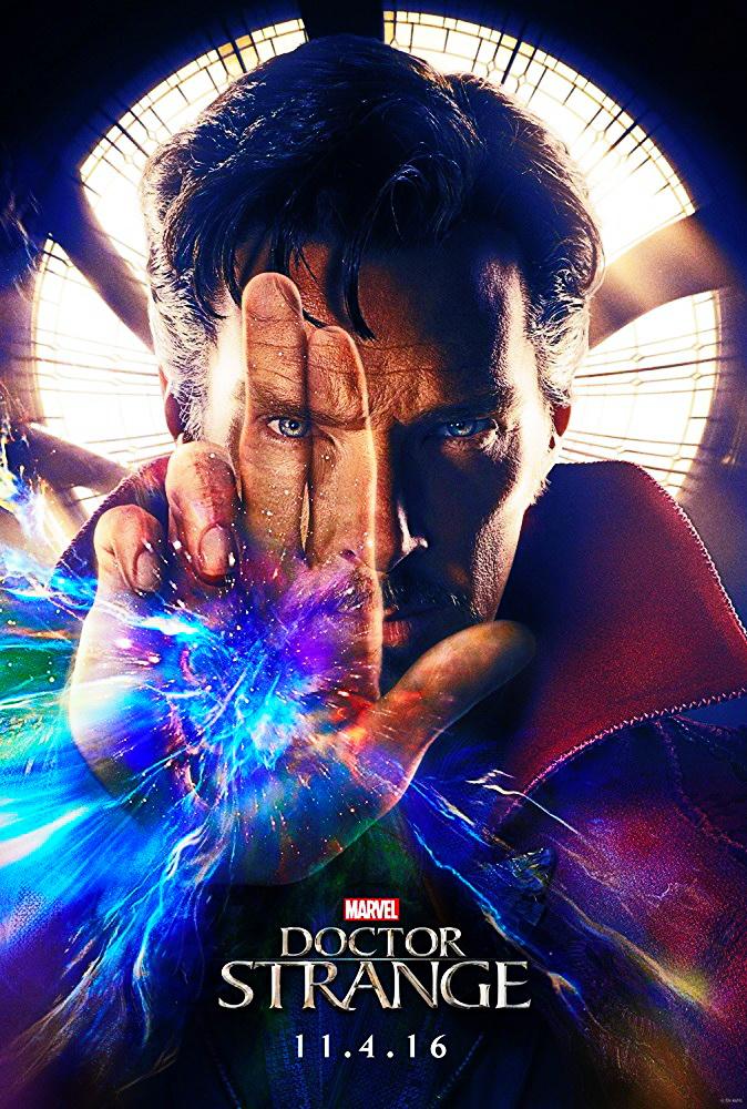 ดูหนังใหม่ชนโรง Doctor Strange (2016) ดร.สเตรนจ์ ฮีโร่พลังเวทย์ HD เต็มเรื่องพากย์ไทย หนังฝรั่ง บู๊แอคชั่นมันส์ๆ