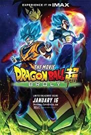 ดูหนังออนไลน์ Dragon Ball Super: Broly (2019) ดราก้อนบอล ซูเปอร์ โบรลี่เต็มเรื่อง HD มาสเตอร์ ดูหนังฟรี ดูหนังใหม่