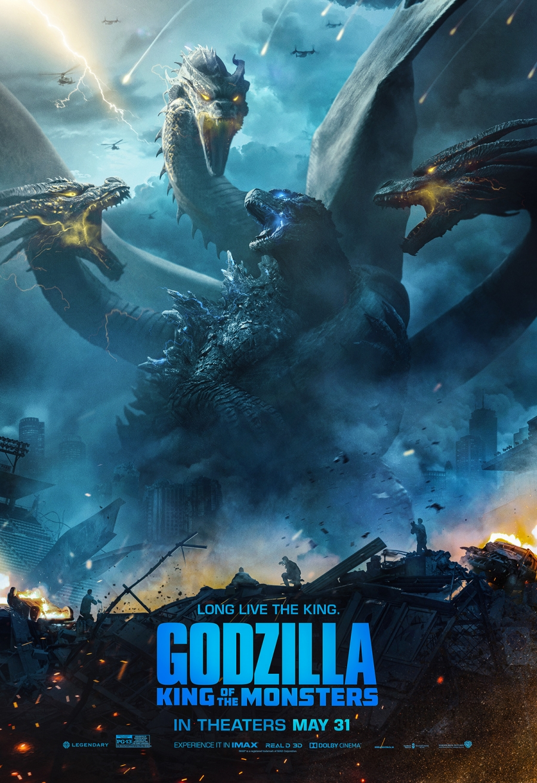 ดูหนังออนไลน์ Godzilla: King of the Monsters (2019) ก็อดซิลล่า 2: ราชันแห่งมอนสเตอร์เต็มเรื่อง HD มาสเตอร์ ดูหนังฟรี ดูหนังใหม่