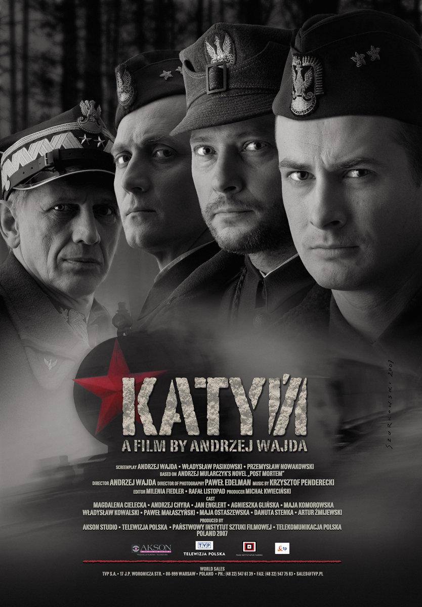 ดูหนังออนไลน์ Katyn (2007) บันทึกเลือดสงครามโลกเต็มเรื่อง HD มาสเตอร์ ดูหนังฟรี ดูหนังใหม่