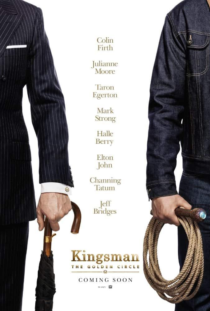 ดูหนังออนไลน์ Kingsman 2 The Golden Circle (2017) คิงส์แมน 2 รวมพลังโคตรพยัคฆ์เต็มเรื่อง HD มาสเตอร์ ดูหนังฟรี ดูหนังใหม่