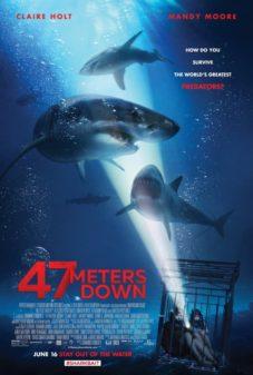 ดูหนังออนไลน์ Meters Down 47 (2017) ดิ่งลึกเฉียดนรกเต็มเรื่อง HD มาสเตอร์ ดูหนังฟรี ดูหนังใหม่