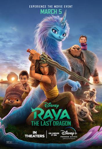 ดูหนังใหม่ชนโรง Raya and the Last Dragon (2021) รายากับมังกรตัวสุดท้าย HD เต็มเรื่องพากย์ไทย หนังฝรั่ง บู๊แอคชั่นมันส์ๆ