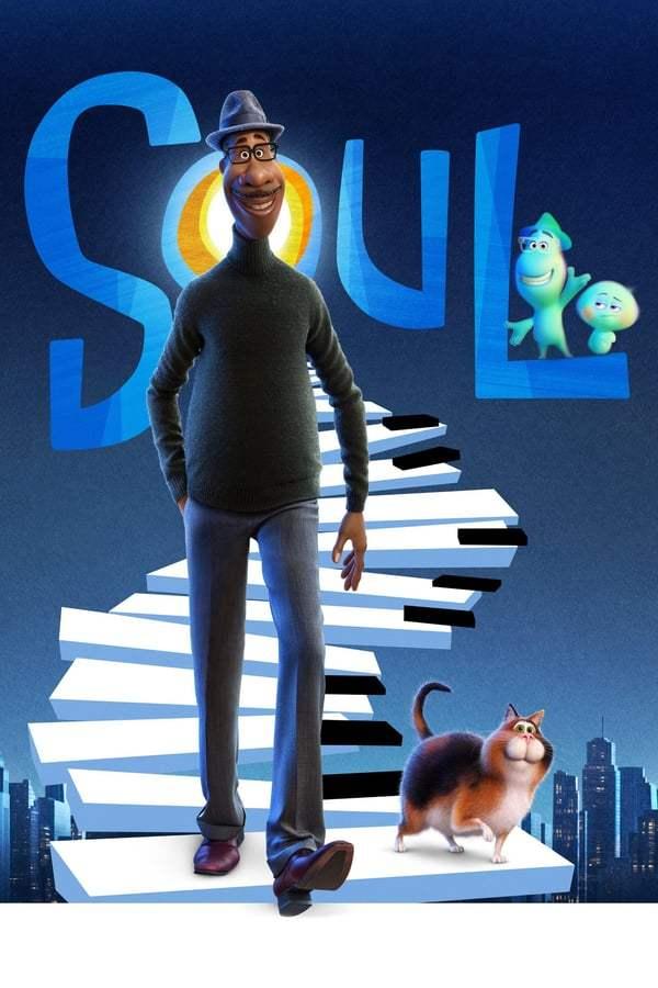 ดูหนังออนไลน์ Soul (2020) อัศจรรย์วิญญาณอลเวงเต็มเรื่อง HD มาสเตอร์ ดูหนังฟรี ดูหนังใหม่