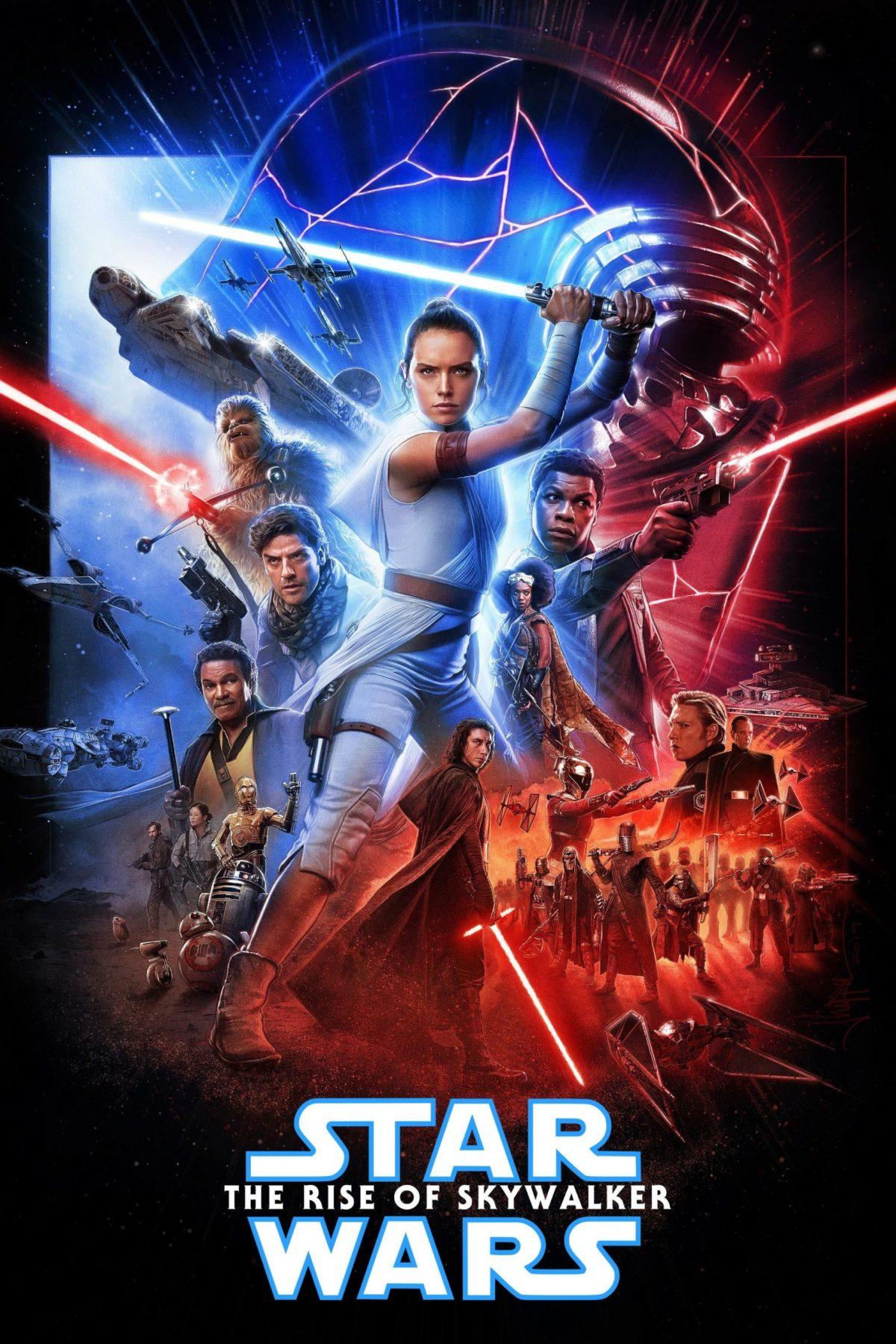 ดูหนังใหม่ชนโรง Star Wars 9 The Rise of Skywalker HD เต็มเรื่องพากย์ไทย หนังฝรั่ง บู๊แอคชั่นมันส์ๆ