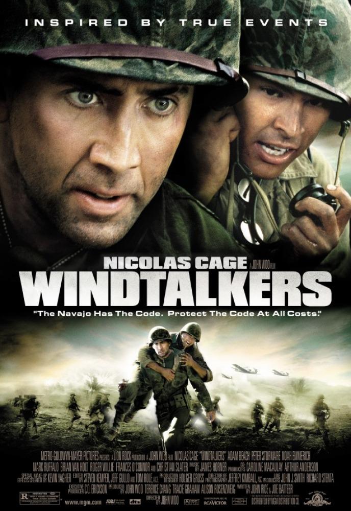 ดูหนังออนไลน์ Windtalkers วินด์ทอร์คเกอร์ส สมรภูมิมหากาฬโค้ดสะท้านนรกเต็มเรื่อง HD มาสเตอร์ ดูหนังฟรี ดูหนังใหม่