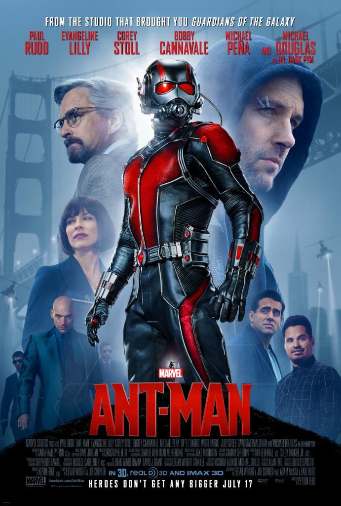 ดูหนังออนไลน์ Ant-Man (2015) MARVEL - Ant-Man (2015) มนุษย์มดมหากาฬเต็มเรื่อง HD มาสเตอร์ ดูหนังฟรี ดูหนังใหม่