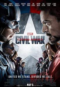 ดูหนังออนไลน์ Captain America 3 : Civil War (2016) กัปตัน อเมริกาเต็มเรื่อง HD มาสเตอร์ ดูหนังฟรี ดูหนังใหม่