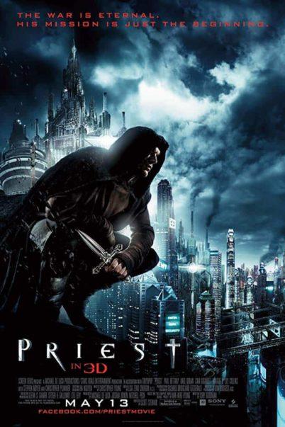 ดูหนังออนไลน์ Priest นักบุญปีศาจเต็มเรื่อง HD มาสเตอร์ ดูหนังฟรี ดูหนังใหม่